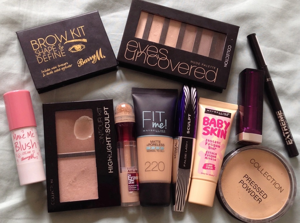 Best Drugstore Makeup Products